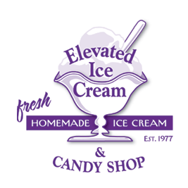 Elevated Ice Cream Logo