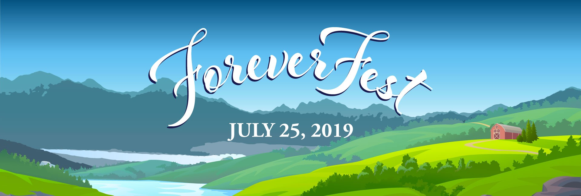 ForeverFest Banner Image