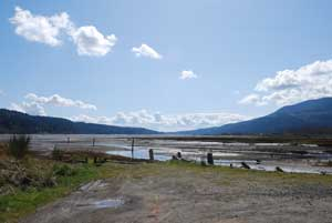 View of Quilcene Bay