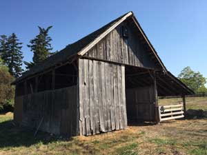 Marrowstone Island Barn