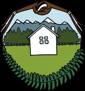 Nature in Your Neighborhood Logo Graphic