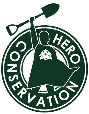 Conservation Hero Icon Image