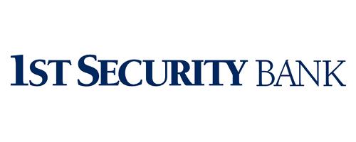 1st Security Bank logo