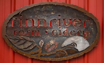 Finnriver Farm Sign