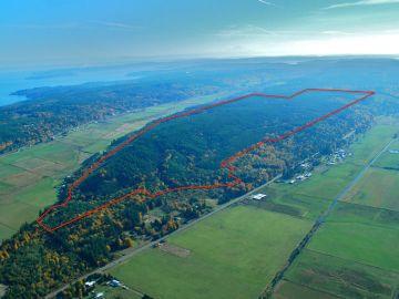 Chimacum project area