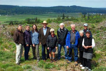Jefferson Land Trust Board members